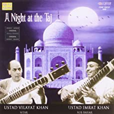 A Night At The Taj-Ustad Vilayat/Imrat
