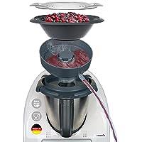 NEU: MixFino Entsafter Modul - Thermomix Zubehör TM6 TM5 TM31 TM Friend - Easy Dampfentsaften mit dem Thermomix Friend…