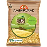Aashirvaad Nature's Super Foods Organic Moong Dal, 1kg