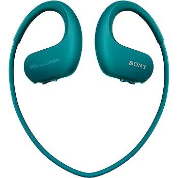 SonyNWWS413L.CEW Sport-Walkman 4GB (kabellos, Wasserdicht, Staubdicht) blau