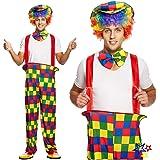 Black and Silver 17cm Comedy Honking Clown Circus Fancy Dress Clown Horn
