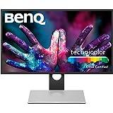 BenQ PD2710QC Écran 27 pouces, QHD 2560 X 1440, 100% Rec. 709, 100% sRGB, Technologie IPS