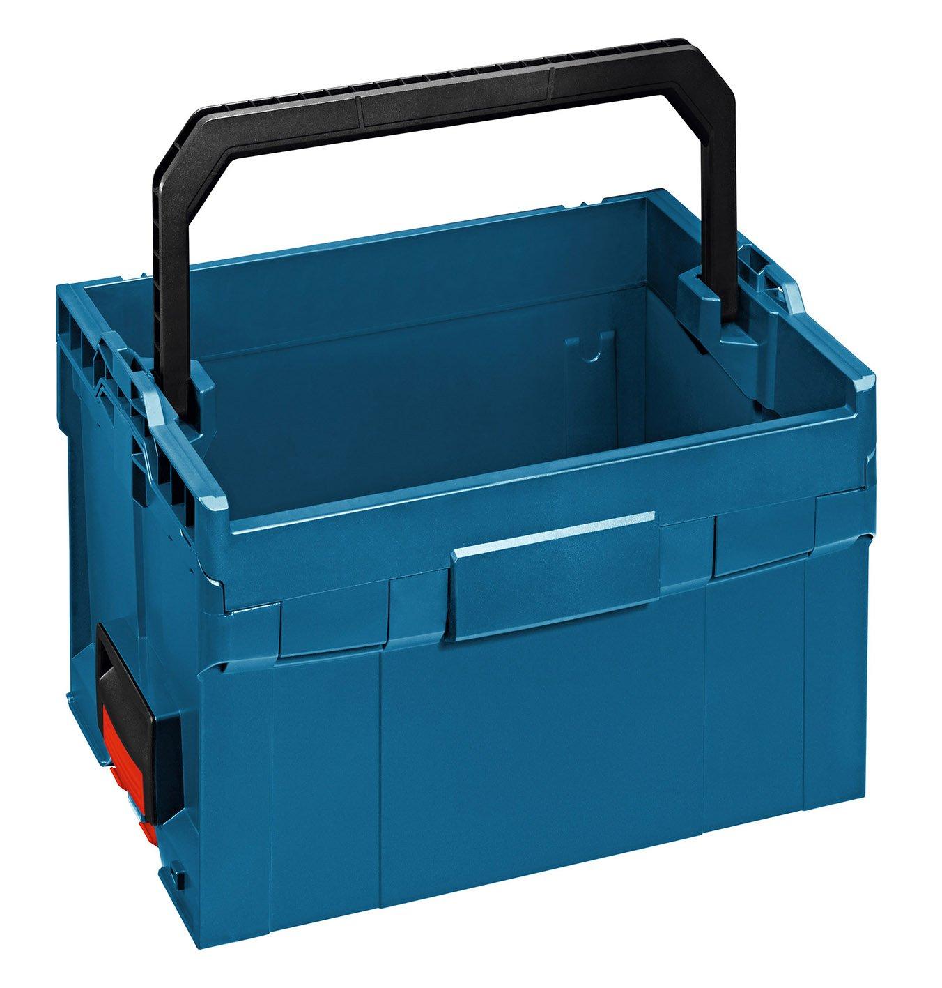 Bosch Professional Caisse à outils LT-BOXX 272 (2,7 kg, Dimensions intérieures L x l x h : 306 x 378 x 265 mm)
