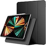 JETech Funda Magnética iPad Pro 12,9 Pulgadas Borde a Borde Pantalla Liquid Retina, Soporte de Apple Pencil 2ª Generación de