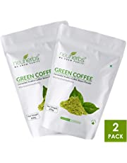 Neuherbs Green Coffee Beans Powder for Weight Loss 200g - (Pack of 2)