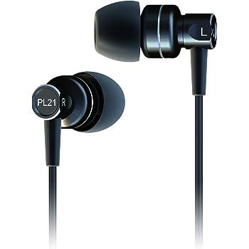 SoundMagic PL 21 In-Ear Headphone (Black)