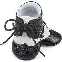Chaussons pour bébé garçon en PU