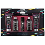 Bryan & Candy New York Activated Charcoal Gift Set For Men And Women Combo   Face Scrub, Face Wash, Bath & Shower Gel, Shampo