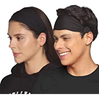 Boldfit Gym Headband for Men and Women - Sports Headband for Workout & Running, Breathable, Non-Slip & Quick Drying Head…