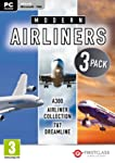 Modern Airliners Collection Add-on for FSX - A380/Airline Coll/787 Dreamline (PC DVD)