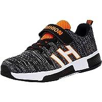 Goalsse Scarpe Ginnastica Bambino Sportive Scarpe da Corsa Respirabile Mesh Running Sneakers Casual con Velcro per…