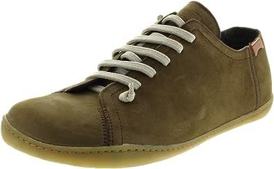 Camper Peu Cami Sneaker, Uomo, Grün (Dark Green 300), 47 EU