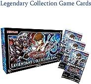 KKmoon Yu-Gi-Oh! Legendary Collection Kaiba Game Cards 153pcs Cards Box