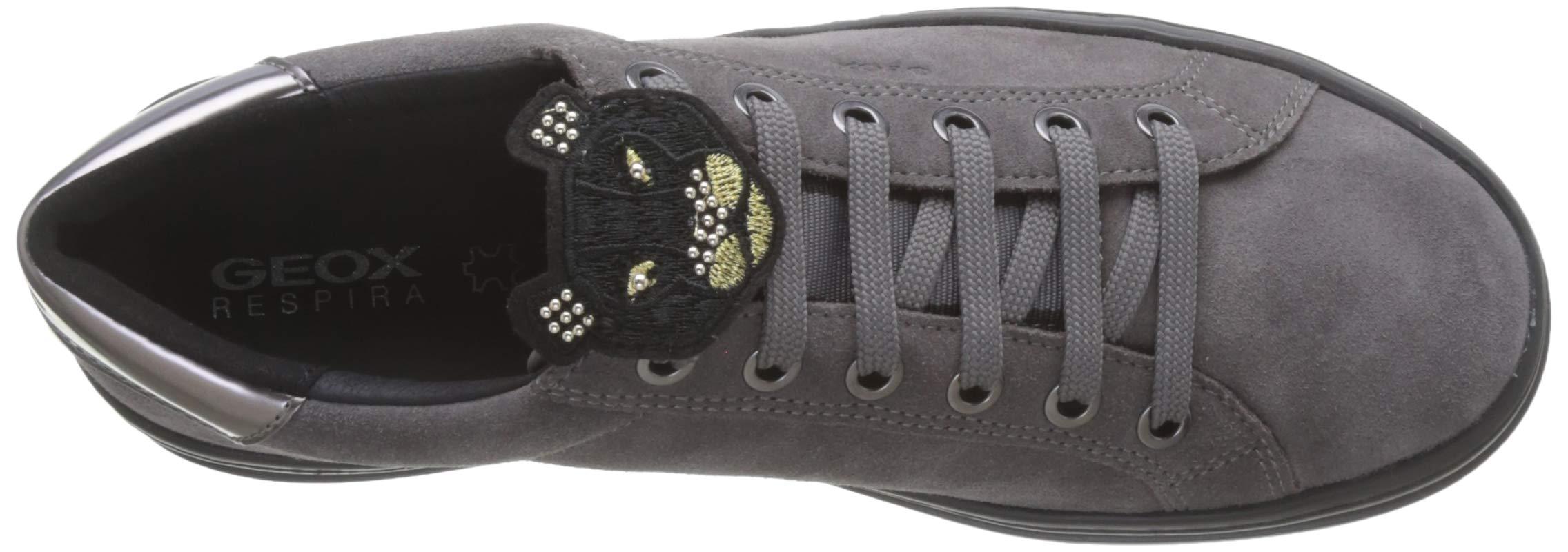 Geox Damen D Pontoise E Sneaker 7