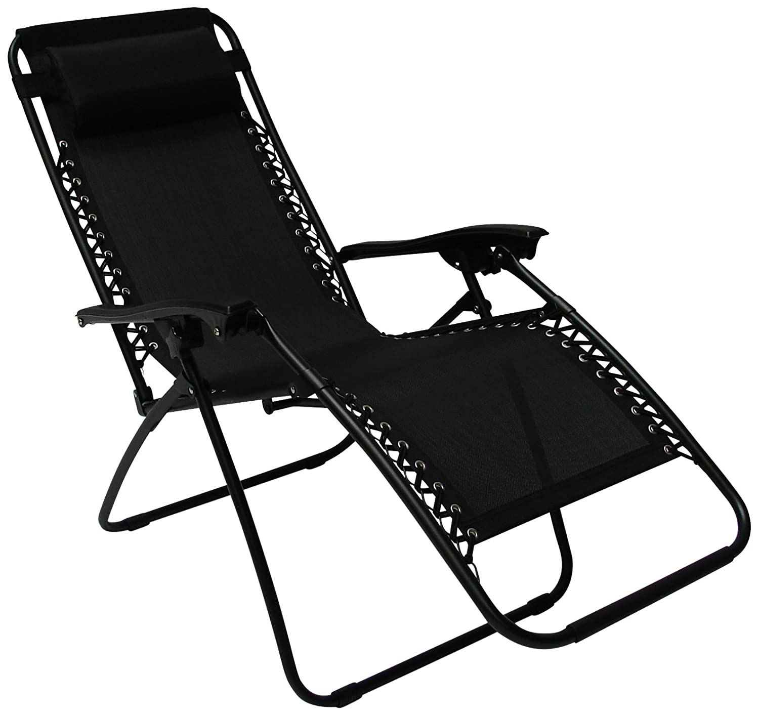 RoyalCraft Zero Gravity Relaxer Black Amazon Garden