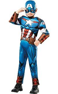 Plastica Taglia unica per bambini Avengers Marvel Scudo di Capitan America