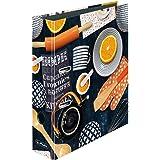 """Herlitz Motivordner / DIN A4 / 80mm breit / """"In the Kitchen"""""""
