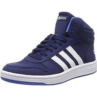 adidas Hoops Mid 2.0 K, Scarpe da Basket Unisex-Adulto