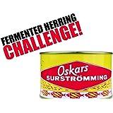 Oskars Surstromming 300 g Uitdaging van Gefermenteerde Garing