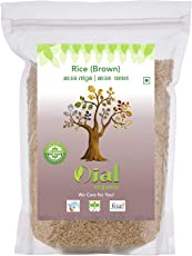 Ojal Organic Brown Rice 1Kg
