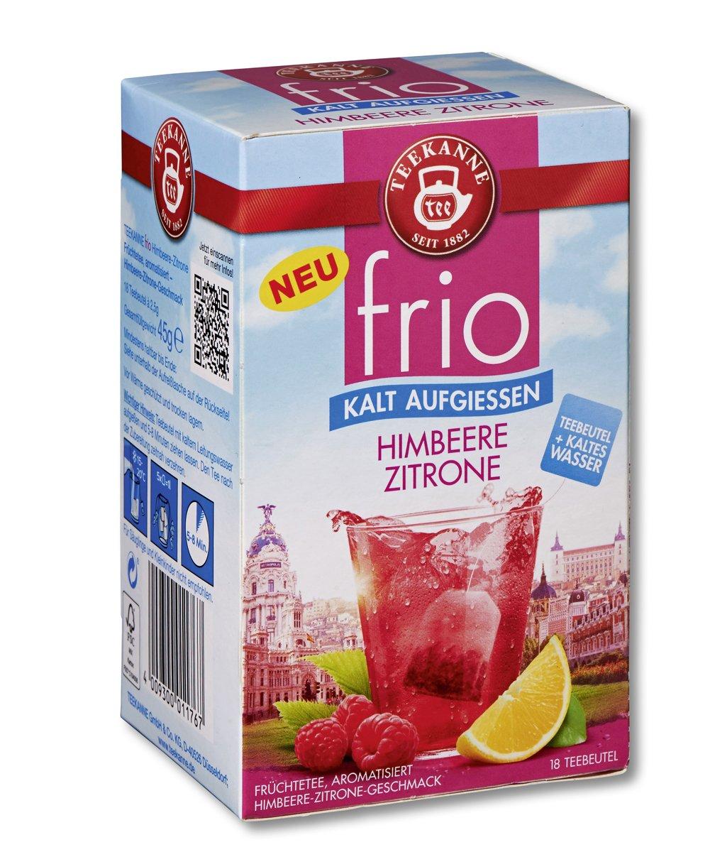Teekanne-frio-Himbeere-Zitrone-18-Beutel-10er-Pack-10-x-45-g