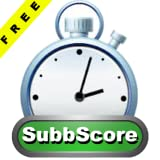 SubbScore Timer Free