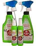 Aqua Clean AL FARAS Insektenschutz für Umgebung & Oberflächen mit Lavendel-Öl 1200ml