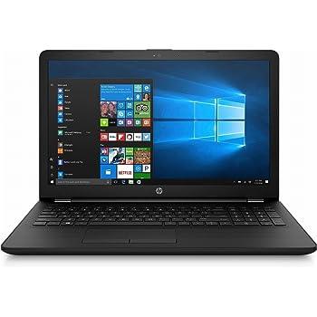 HP Notebook 15-BS093NS - Ordenador portátil (Intel Celeron N3060, 8GB RAM, 500GB HDD, Windows 10), Color Negro - Teclado QWERTY Español
