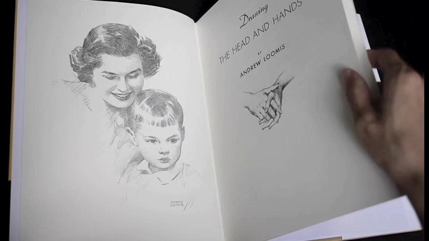 Drawing The Head And Hands Amazon De Andrew Loomis Fremdsprachige