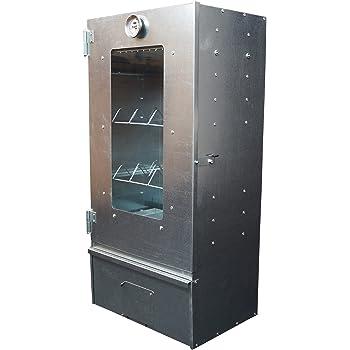 Le Fumoir XL - Fumoir avec 3 étages avec thermomètre - livraison gratuite