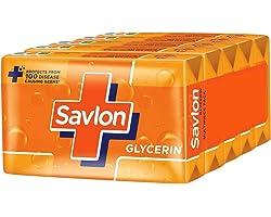 Savlon Glycerine Soap - 125g x 5