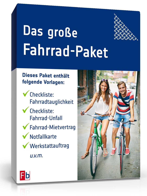 Das große Fahrrad-Paket [Download]