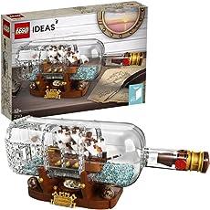 Lego - Ideas Nave in Bottiglia, 21313