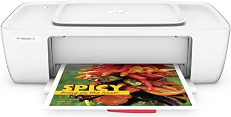 HP DeskJet 1112 Single Function Inkjet Colour Printer