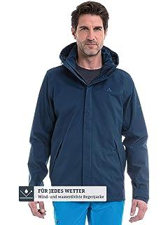 Schöffel Herren Windbreaker Jacke M2, Dress Blues, 46