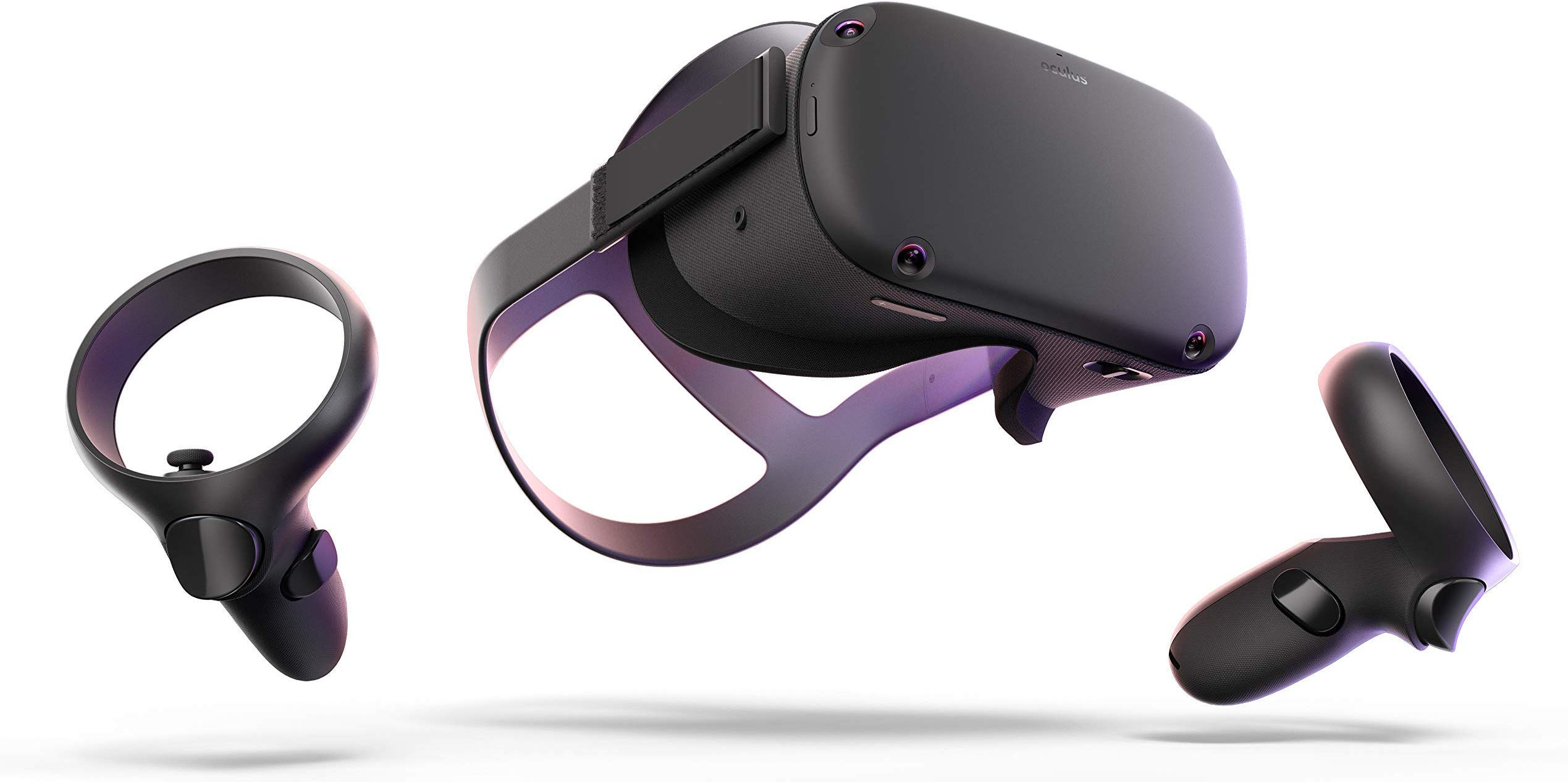 Casque de réalité virtuelle Oculus Quest All-in-one