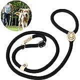 UEETEK 120CM Guinzaglio per la formazione del cane, Guinzaglio resistente al cane, Guinzaglio di nylon, Guinzaglio per portar