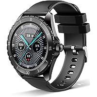 ELEGIANT Smartwatch, Fitness Tracker Für Damen Herren, Fitness Armband Sportuhr 1,3-Zoll-Touchscreen, Pulsmesser…