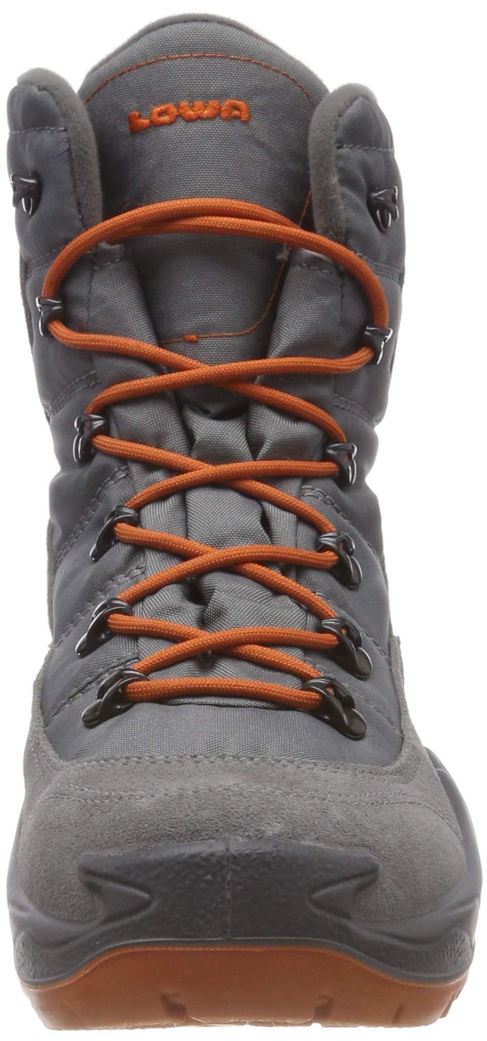 Lowa Unisex Kids Rufus Iii GTX Hi High Rise Hiking Boots 4