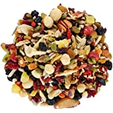 Berries And Nuts Mixed Berries, Nuts and Seeds - Super Trail Mix | 20 + Varities of Assorted Dry Fruit Mix with Berries, Nuts