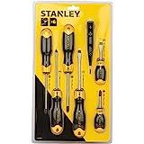 STANLEY STHT92002-8 6 pcs Combination Screwdriver Set with Bonus Tester
