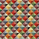 Fabulous Fabrics Gobelin Arthus Tafel gelb - Meterware ab