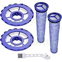 Leadaybetter DC40 Filter for Dyson HEPA Post-Motor & Pre-Motor DC40 filter Replacement for Dyson DC40 filter Kits Animal…