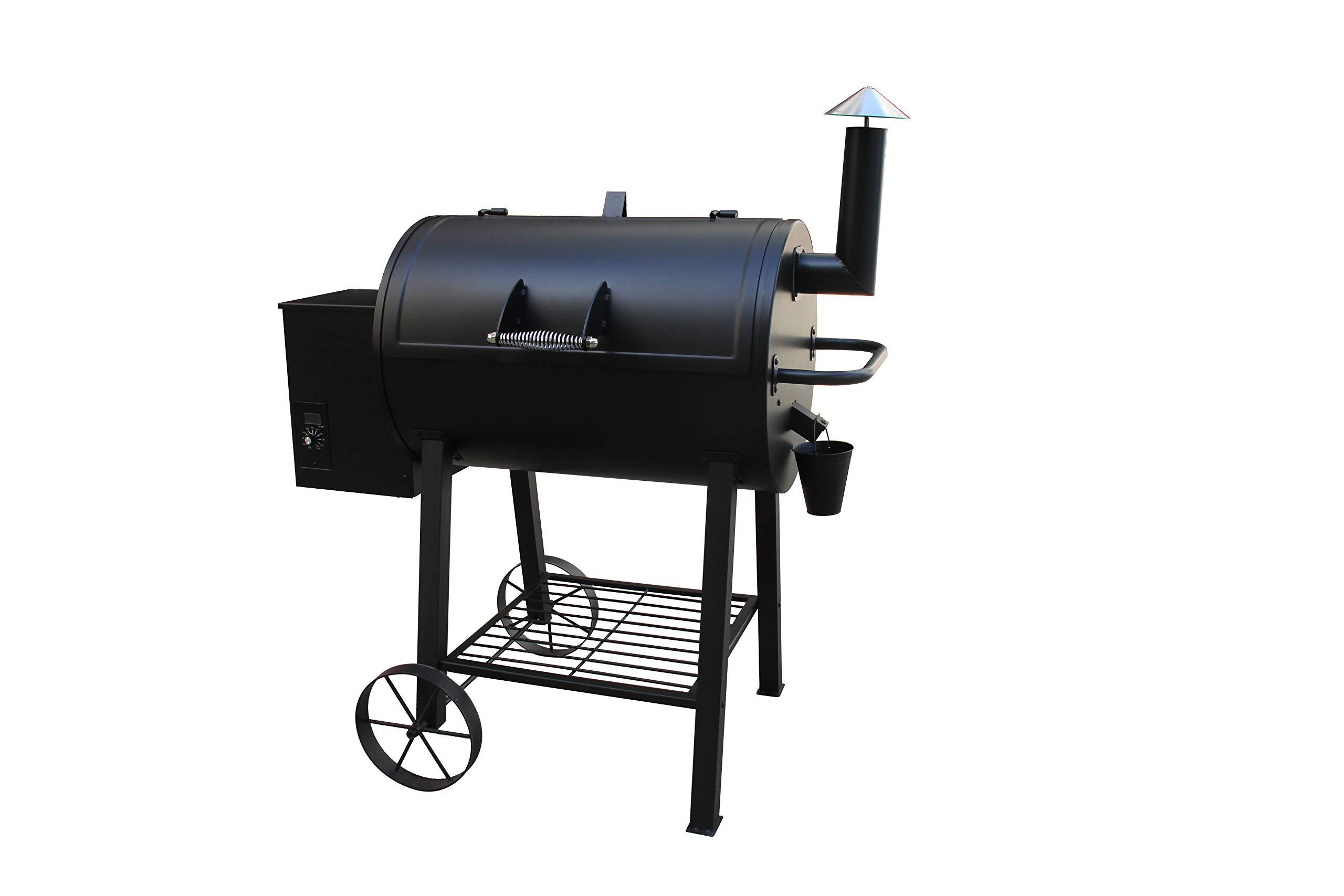 El fuego pellet smoker