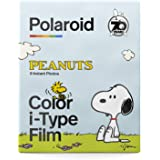 Polaroid - 6024 - i-Type Color Film - Peanuts Edition - 8 foton färg för i-Type - Peanuts Edition