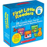 First Little Readers: Guided Reading Level B: 25 Irresistible Books That Are Just the Right Level for Beginning Readers…