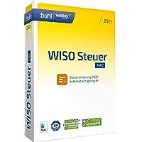 WISO Steuer-Mac 2021 (für Steuerjahr 2020| Standard Verpackung)