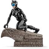Schleich DC Comics - Figura Superheroína Catwoman, 18,5 cm