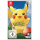 Pokémon: Let´s Go, Pikachu! - Nintendo Switch [Edizione: Germania]