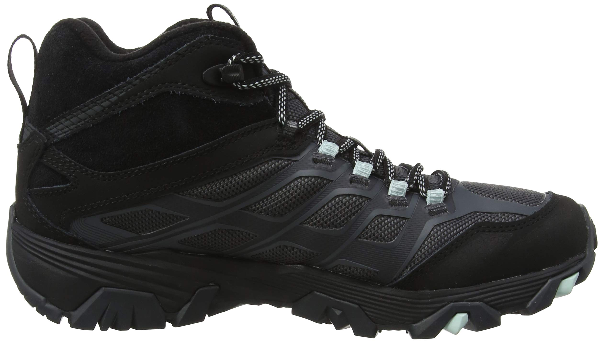 71nP3kCTMVL - Merrell Women's Moab FST Ice+ Thermo High Rise Hiking Boots
